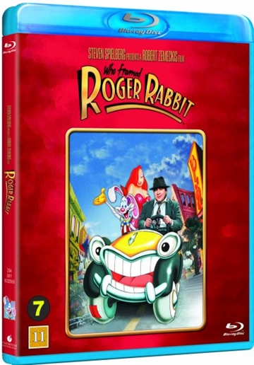 Who Framed Roger Rabbit - Blu-Ray
