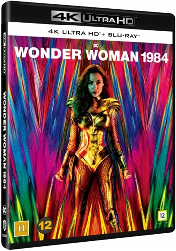 Wonder Woman 1984 - 4K Ultra HD