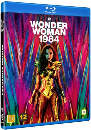 Wonder Woman 1984 - Blu-Ray