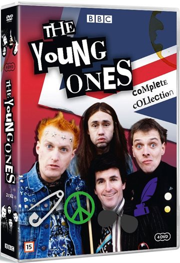 The Young Ones - Complete Sereis