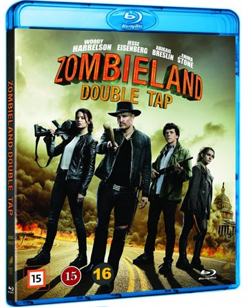 Zombieland - Double Tap - Blu-Ray